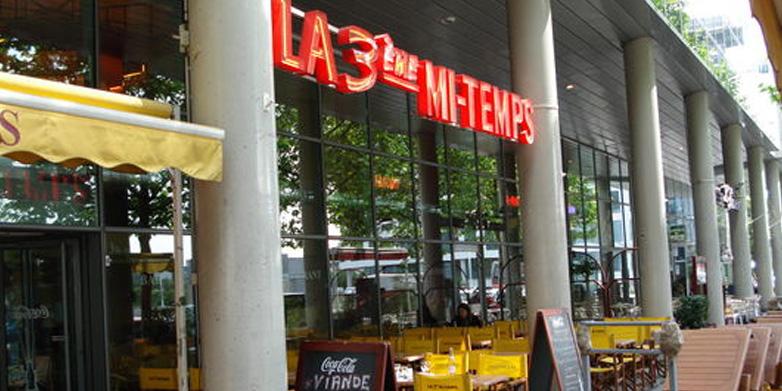 Restaurant Stade de France - La 3ème Mi-Temps